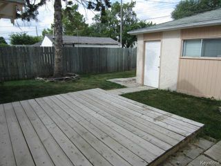Photo 12: 577 Windsor Avenue in WINNIPEG: East Kildonan Residential for sale (North East Winnipeg)  : MLS®# 1318308