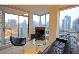 Photo 4: # 1003 1455 HOWE ST in Vancouver: Yaletown Condo for sale (Vancouver West)  : MLS®# V1055504