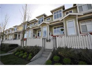 Photo 1: 11 12333 ENGLISH Ave in Richmond: Steveston South Home for sale ()  : MLS®# V882125