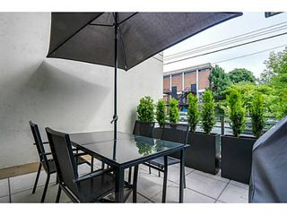 "Photo 5: 210 2520 MANITOBA Street in Vancouver: Mount Pleasant VW Condo for sale in ""THE VUE"" (Vancouver West)  : MLS®# V1076626"