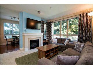 Photo 2: 112 1111 E 27th Street in North Vancouver: Lynn Valley Condo for sale : MLS®# V1067830