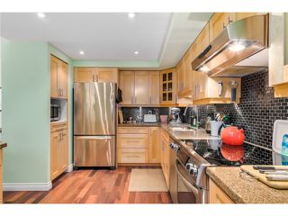 Photo 5: 704 1450 Pennyfarthing Dr. in Vancouver West: Condo for sale : MLS®# v1103725
