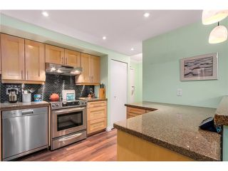 Photo 7: 704 1450 Pennyfarthing Dr. in Vancouver West: Condo for sale : MLS®# v1103725
