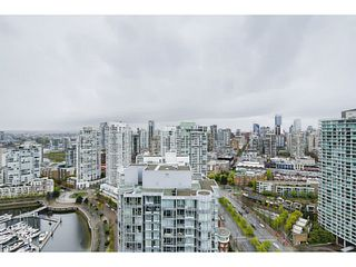 Photo 12: # 3708 1033 MARINASIDE CR in Vancouver: Yaletown Condo for sale (Vancouver West)  : MLS®# V1116535