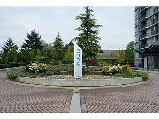 Photo 2: # 601 555 DELESTRE AV in Coquitlam: Coquitlam West Condo for sale : MLS®# V1119437