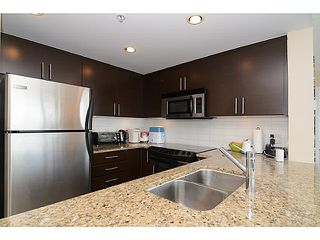 Photo 5: # 601 555 DELESTRE AV in Coquitlam: Coquitlam West Condo for sale : MLS®# V1119437