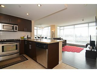 Photo 4: # 601 555 DELESTRE AV in Coquitlam: Coquitlam West Condo for sale : MLS®# V1119437
