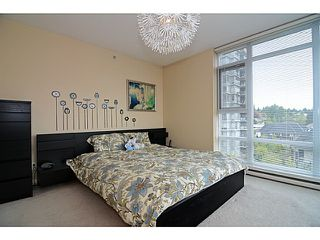 Photo 10: # 601 555 DELESTRE AV in Coquitlam: Coquitlam West Condo for sale : MLS®# V1119437