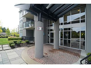 Photo 3: # 601 555 DELESTRE AV in Coquitlam: Coquitlam West Condo for sale : MLS®# V1119437