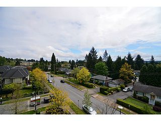 Photo 18: # 601 555 DELESTRE AV in Coquitlam: Coquitlam West Condo for sale : MLS®# V1119437