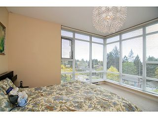 Photo 11: # 601 555 DELESTRE AV in Coquitlam: Coquitlam West Condo for sale : MLS®# V1119437