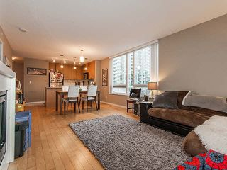 Photo 2: 601 39 SIXTH Street in NEW WESTMINSTER: Downtown NW Condo for sale (New Westminster)  : MLS®# V1111943