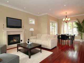 Photo 3: 4465 RUSKIN PLACE in NORTH VANCOUVER: Forest Hills NV House for sale (North Vancouver)  : MLS®# V1101451