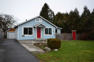 Photo 1: 46045 FIFTH AVENUE in Chilliwack: Chilliwack E Young-Yale House for sale : MLS®# R2026980