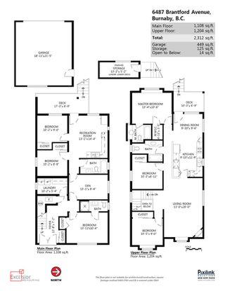 Photo 20: 6487 BRANTFORD AVENUE in Burnaby: Upper Deer Lake House for sale (Burnaby South)  : MLS®# R2050165