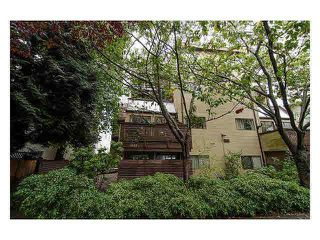 Photo 1: 102 1631 COMOX STREET in Vancouver: West End VW Condo for sale (Vancouver West)  : MLS®# R2133390