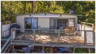 Photo 2: 10 1249 Bernie Road in Sicamous: ANNIS BAY House for sale : MLS®# 10164468
