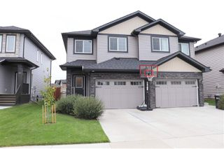 Main Photo: 105 AMBERLEY Way: Sherwood Park House Half Duplex for sale : MLS®# E4176949