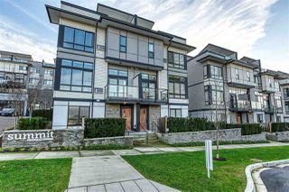 "Main Photo: 73 14058 61 Avenue in Surrey: Sullivan Station Townhouse for sale in ""Summit"" : MLS®# R2423344"