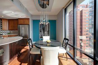 Photo 7: 903 11933 Jasper Avenue in Edmonton: Zone 12 Condo for sale : MLS®# E4184914