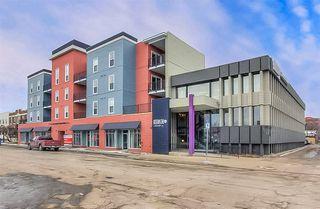 Photo 3: 302 10418 81 Avenue in Edmonton: Zone 15 Condo for sale : MLS®# E4199776