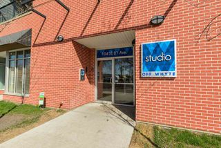 Photo 2: 302 10418 81 Avenue in Edmonton: Zone 15 Condo for sale : MLS®# E4199776