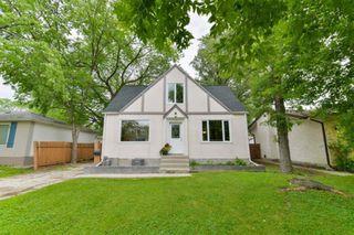 Photo 1: 605 Silverstone Avenue in Winnipeg: Fort Richmond Residential for sale (1K)  : MLS®# 202016502