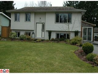 Photo 1: 15168 91A Avenue in Surrey: Fleetwood Tynehead House for sale : MLS®# F1207978