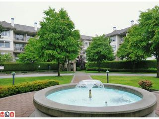 "Photo 1: 203 15210 GUILDFORD Drive in Surrey: Guildford Condo for sale in ""BOULEVARD CLUB"" (North Surrey)  : MLS®# F1214528"