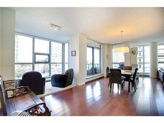 Photo 7: 402 735 2 Avenue SW in CALGARY: Eau Claire Condo for sale (Calgary)  : MLS®# C3567018