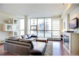 Photo 5: 402 735 2 Avenue SW in CALGARY: Eau Claire Condo for sale (Calgary)  : MLS®# C3567018