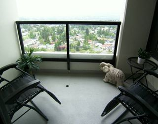 """Photo 7: 2505 7178 COLLIER ST in Burnaby: Middlegate BS Condo for sale in """"THE ARCADIA/HIGHGATE VILLAGE"""" (Burnaby South)  : MLS®# V592347"""