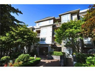 Photo 1: # 306 8495 JELLICOE ST in Vancouver: Fraserview VE Condo for sale (Vancouver East)  : MLS®# V1026912
