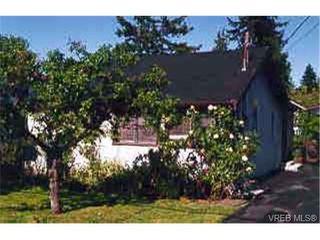 Main Photo: 3651 Savannah Avenue in VICTORIA: SE Quadra Single Family Detached for sale (Saanich East)  : MLS®# 123243