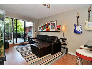 "Photo 1: 103 2142 CAROLINA Street in Vancouver: Mount Pleasant VE Condo for sale in ""WOOD DALE"" (Vancouver East)  : MLS®# V1080073"