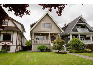 Photo 3: 2790 TRINITY ST in Vancouver: Hastings East House for sale (Vancouver East)  : MLS®# V1083654