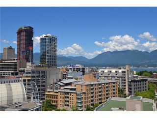 Photo 7: 1505 550 Taylor Street in Vancouver: Downtown VW Condo for sale (Vancouver West)  : MLS®# V1074531