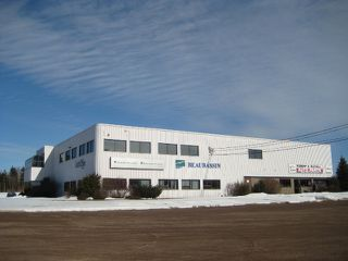 Main Photo: COMMERCIAL PROPERTY SOLD! in INDUSTRIAL OFFICE BUILDING: Home for sale (INDUST.-OFFICE BUILDING)