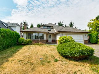 Photo 1: 2307 151A ST in Surrey: Sunnyside Park Surrey House for sale (South Surrey White Rock)  : MLS®# F1420974