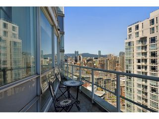 Photo 15: # 3203 1201 MARINASIDE CR in Vancouver: Yaletown Condo for sale (Vancouver West)  : MLS®# V1117091
