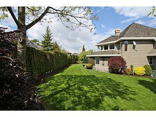 Photo 20: 15808 SOMERSET PL in Surrey: Morgan Creek House for sale (South Surrey White Rock)  : MLS®# F1440495