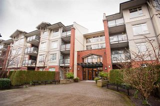 Photo 1: 219 100 CAPILANO ROAD in Port Moody: Port Moody Centre Condo for sale : MLS®# R2050259