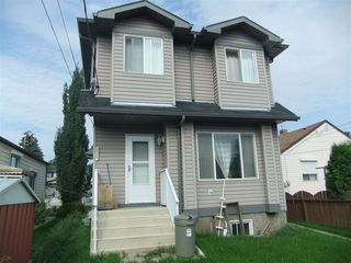 Photo 2: 11531 82 Street in Edmonton: Zone 05 Duplex Front and Back for sale : MLS®# E4168518