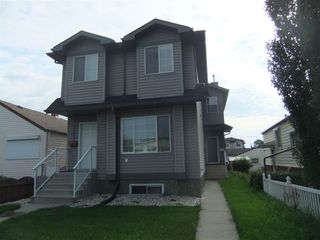 Photo 1: 11531 82 Street in Edmonton: Zone 05 Duplex Front and Back for sale : MLS®# E4168518