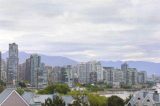 "Photo 18: 505 1425 W 6TH Avenue in Vancouver: False Creek Condo for sale in ""Modena Of Portico"" (Vancouver West)  : MLS®# R2403770"
