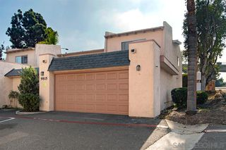 Main Photo: UNIVERSITY CITY Townhome for sale : 4 bedrooms : 9815 Genesee Ave in San Diego