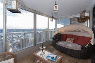 Photo 7: 2401 9923 103 Street in Edmonton: Zone 12 Condo for sale : MLS®# E4187679