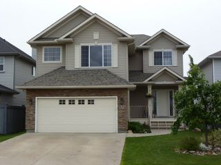 Photo 1: 427 BYRNE Crescent in Edmonton: Zone 55 House for sale : MLS®# E4190281