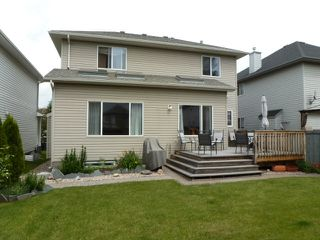 Photo 36: 427 BYRNE Crescent in Edmonton: Zone 55 House for sale : MLS®# E4190281