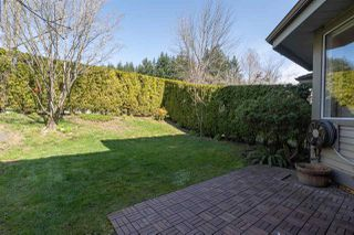 Photo 17: 125 2880 PANORAMA DRIVE in Coquitlam: Westwood Plateau Townhouse for sale : MLS®# R2449920